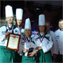 The championship of Russia of cookery and service